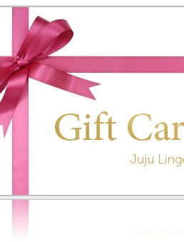 gift card- bow